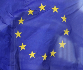Steagul Uniunii Europene  (DOMINIQUE FAGET / AFP / Getty Images)