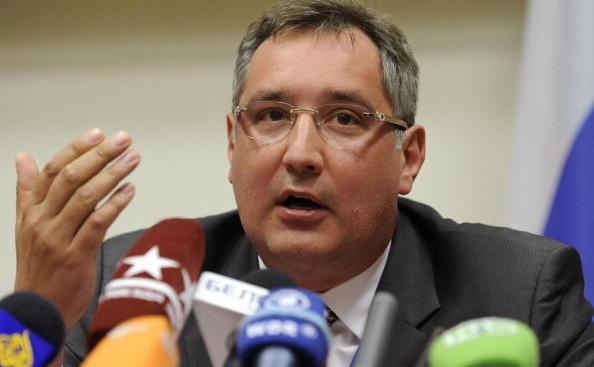 Vicepremierul rus, Dmitri Rogozin.