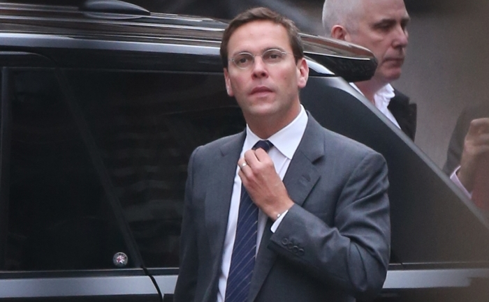James Murdoch. (Peter Macdiarmid / Getty Images)