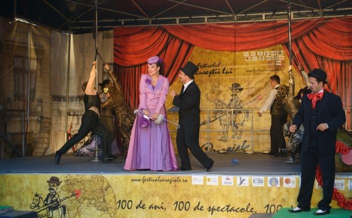 Image result for bucurestii lui caragiale