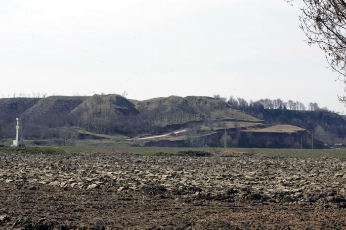 Cetatea de la Piscul Crăsanilor judeţul Ialomiţa