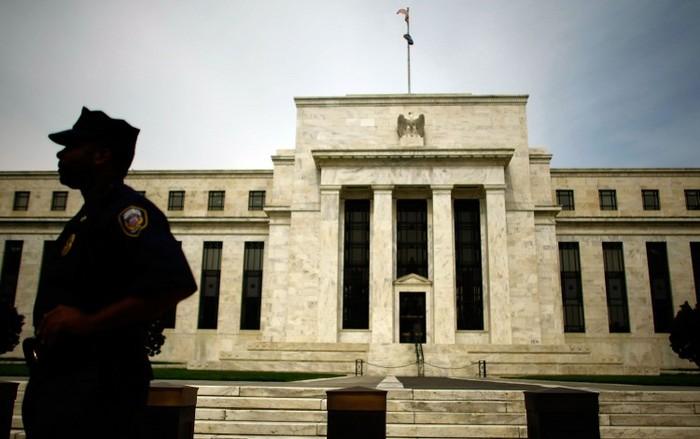 Tòa nhà FED của Mỹ ở Washington, DC (Chip Somodevilla / Getty Images)