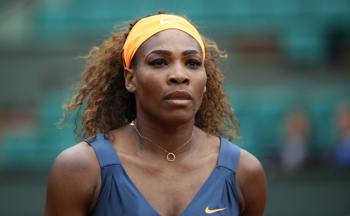 Americanca Serena Williams. (KENZO TRIBOUILLARD / AFP / Getty Images)