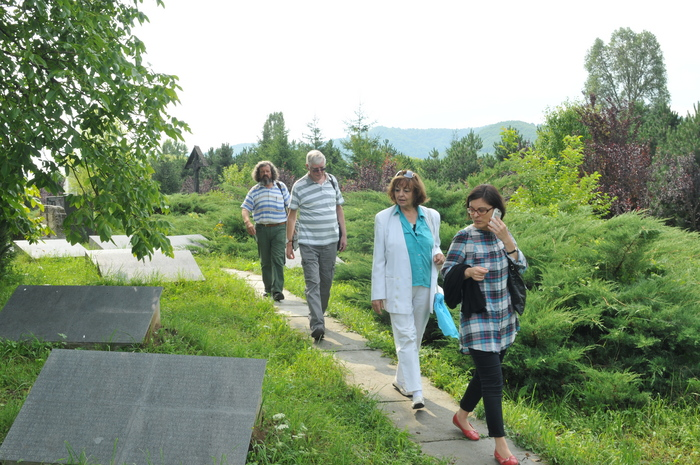 Cimitirul Săracilor din Sighetul Marmaţiei, 14 iulie 2013 (Florin Eşanu/Epoch Times)