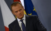 Donald Tusk. (PIERRE-PHILIPPE MARCOU / AFP / Getty Images)