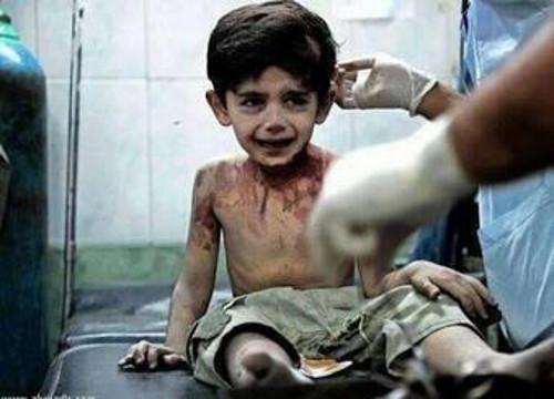 Copil sirian de trei ani 'Am să spun totul lui Dumnezeu!' (Worldobserveronline.com)
