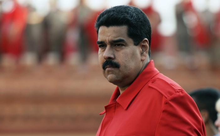 Preşedintele Venezuelei, Nicolas Maduro. (JUAN BARRETO / AFP / Getty Images)