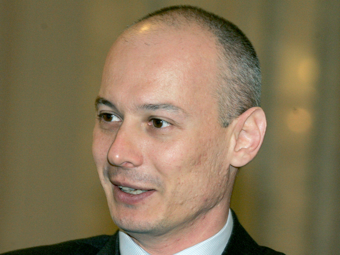 Romania: Former Deputy Central Bank Governor Indicted  |Bogdan Olteanu