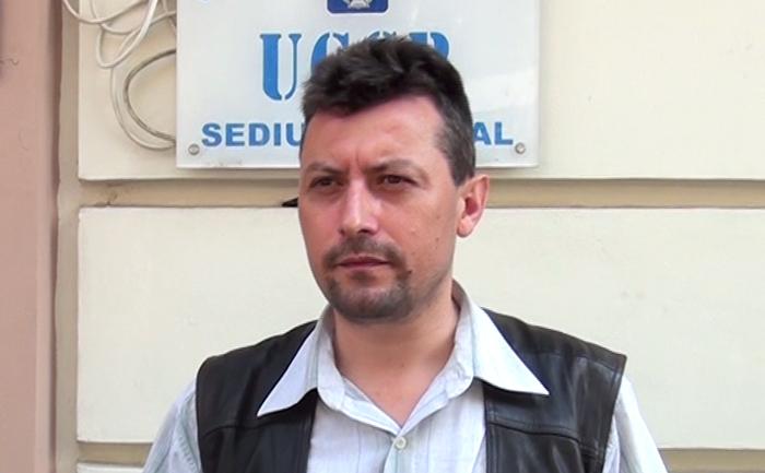 Cristi Godinac. (Eugen Horoiu / Epoch Times Romania)