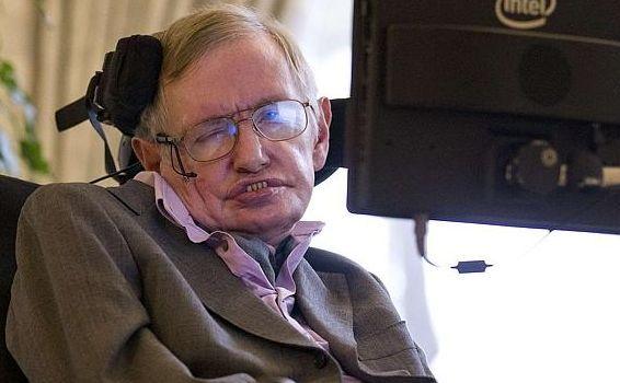 Renumitul astrofizician Stephen Hawking. (Captură Foto)