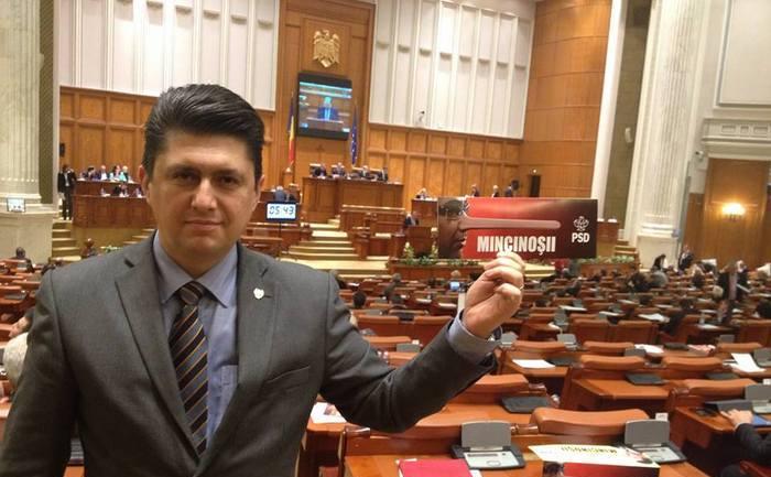 Senatorul Valeriu Todiraşcu (facebook.com)