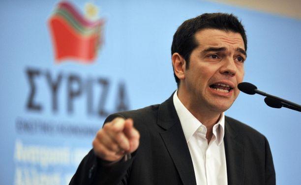 Noul premier al Greciei, Alexis Tsipras. (Captură Foto)