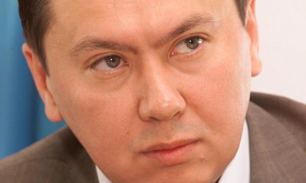 Rakhat Aliyev în 2011, în timpul mandatului său de ambasador al Kazahstanului în Austria  (Foltin Jindrich/AFP/Getty Images )