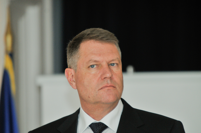 Klaus Iohannis (Epoch Times România)
