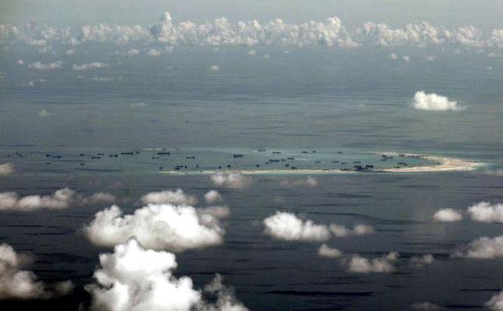Mỹ tăng số lượng tàu chiến ở Biển Đông