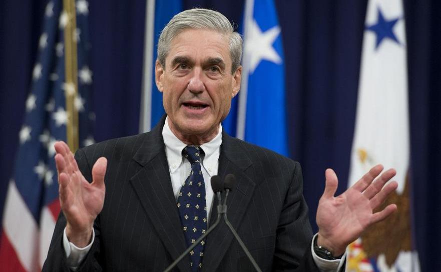 Robert Mueller, fost al director FBI.