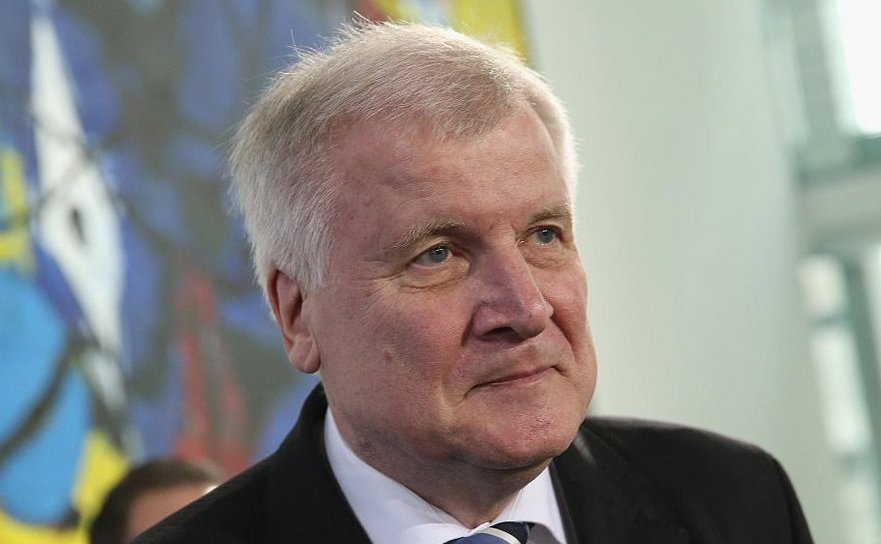 Ministru german de interne Horst Seehofer
