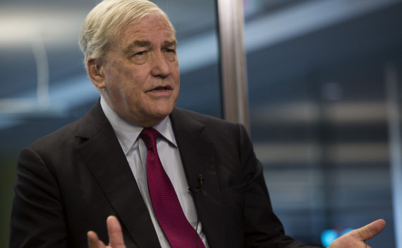 Lord Conrad Black, fostul patron al ziarului canadian National Post